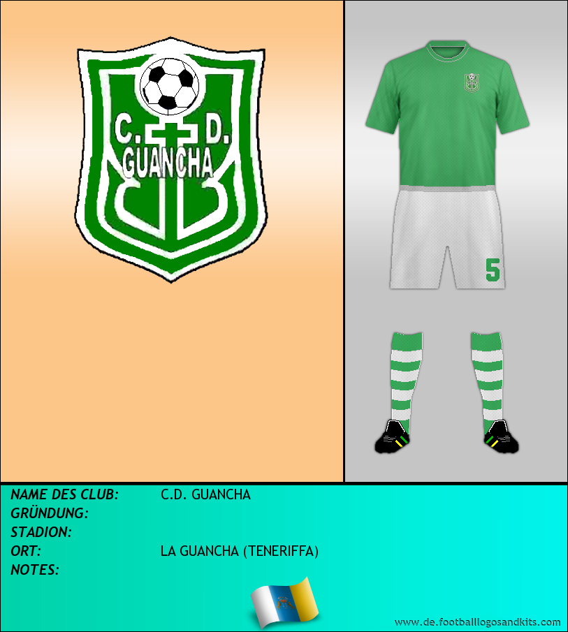 Logo C.D. GUANCHA