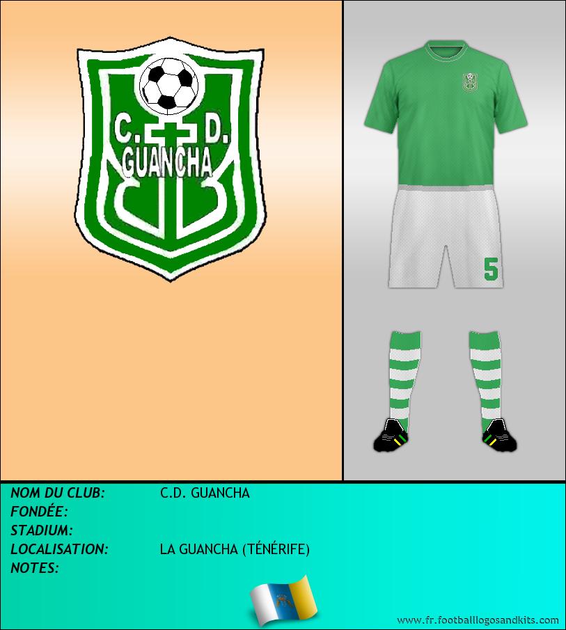 Logo de C.D. GUANCHA
