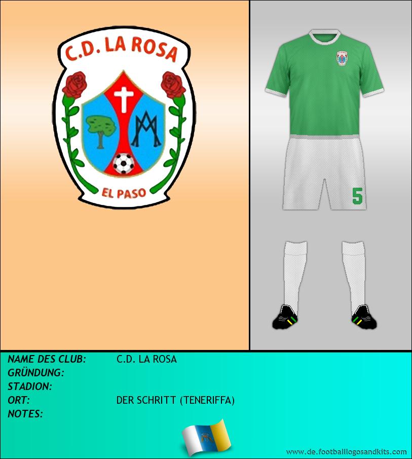 Logo C.D. LA ROSA