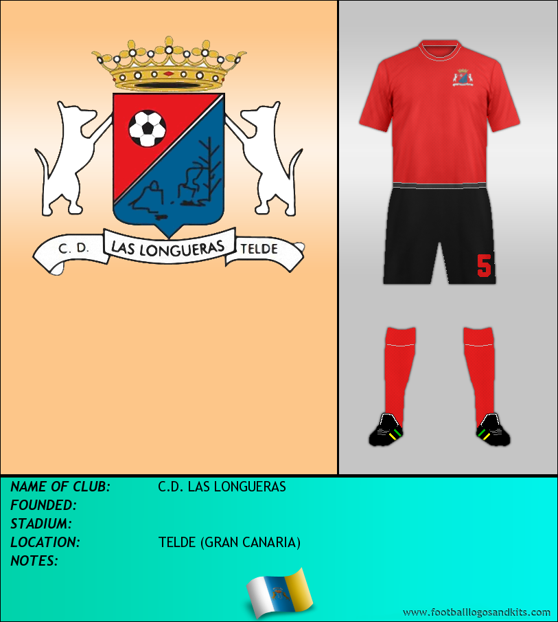 Logo of C.D. LAS LONGUERAS