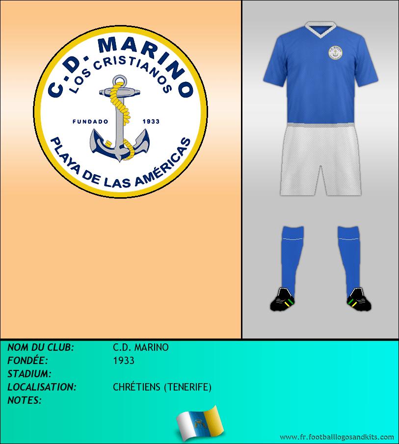 Logo de C.D. MARINO