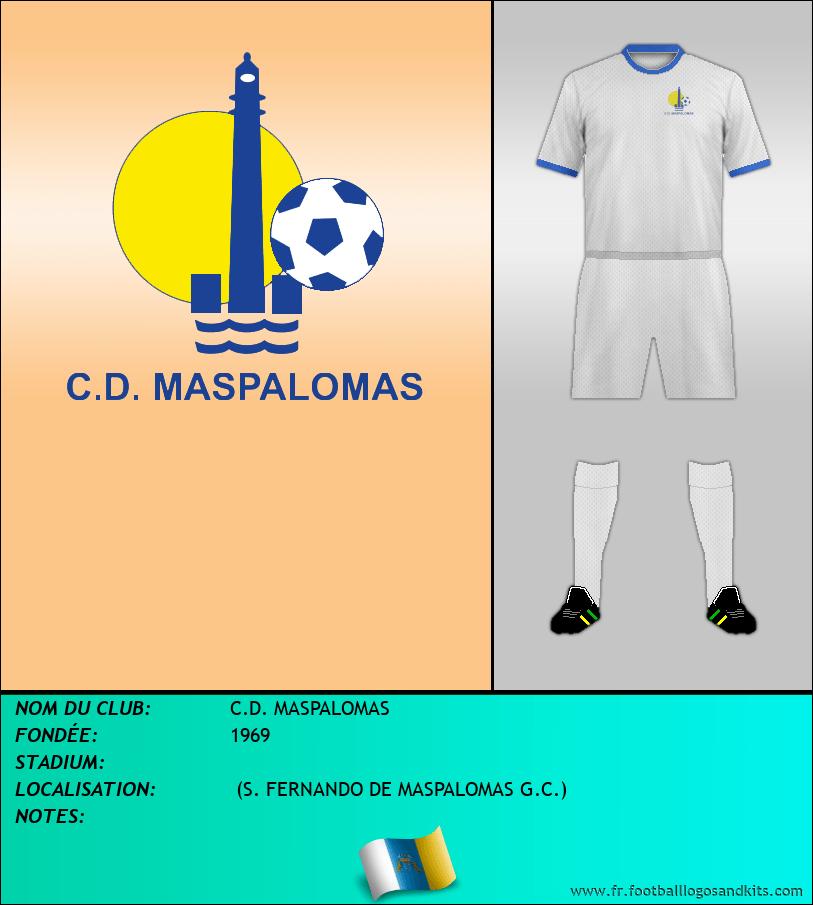 Logo de C.D. MASPALOMAS