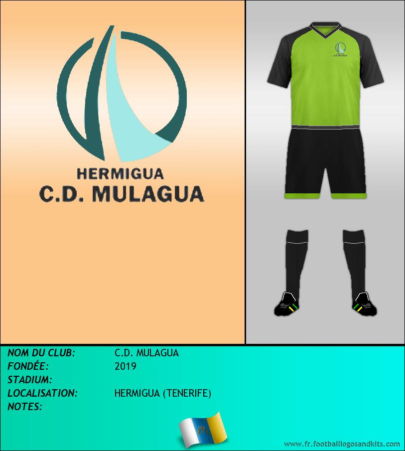 Logo de C.D. MULAGUA
