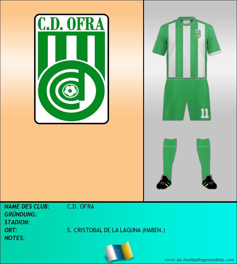 Logo C.D. OFRA