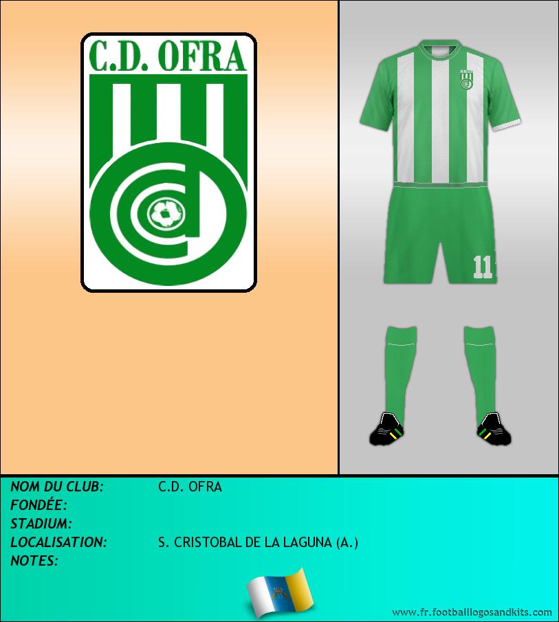 Logo de C.D. OFRA
