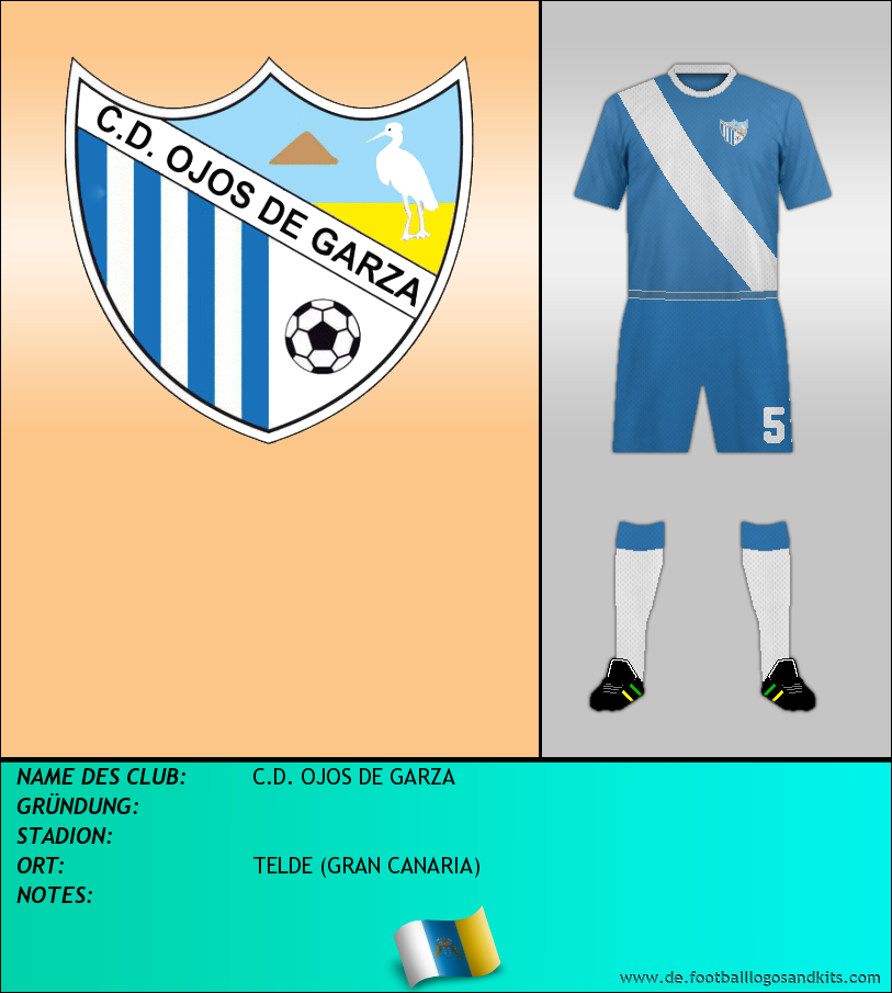 Logo C.D. OJOS DE GARZA