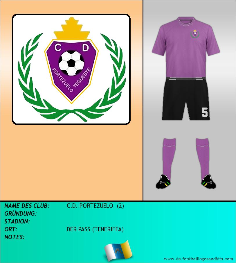 Logo C.D. PORTEZUELO  (2)