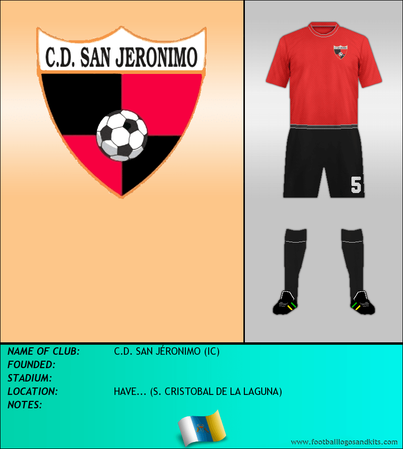 Logo of C.D. SAN JÉRONIMO (IC)