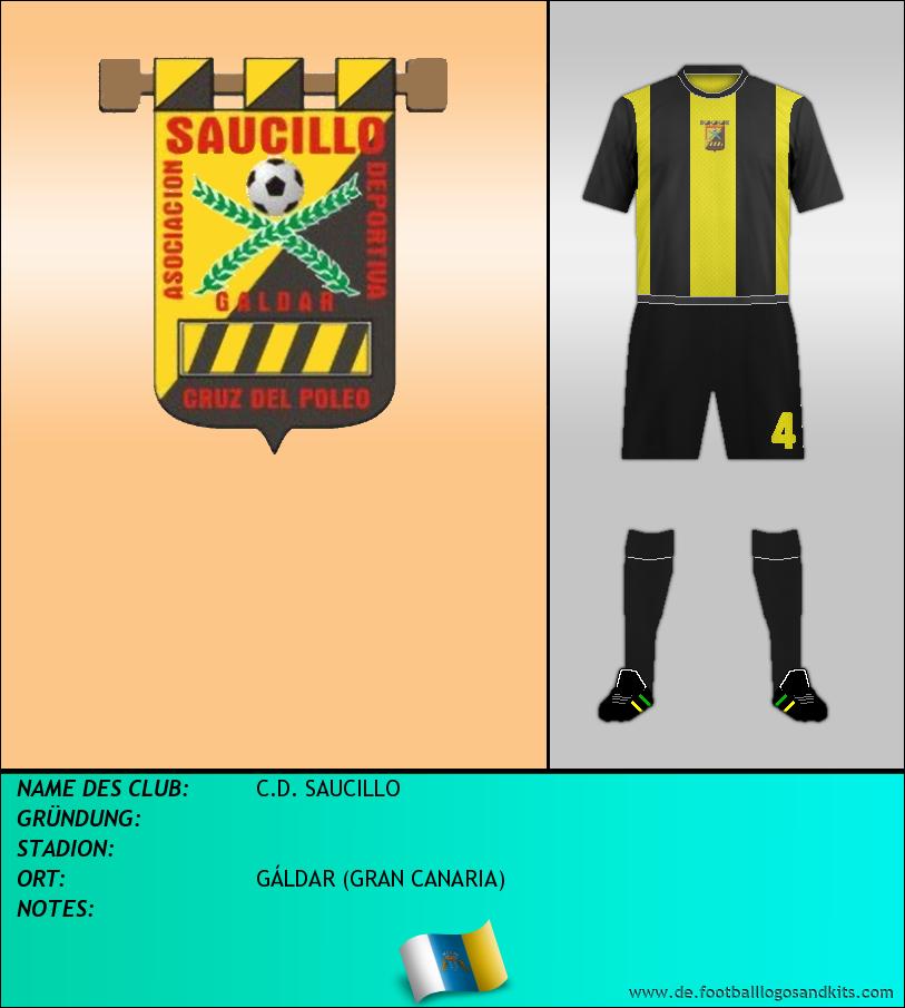 Logo C.D. SAUCILLO