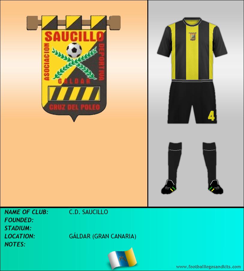 Logo of C.D. SAUCILLO