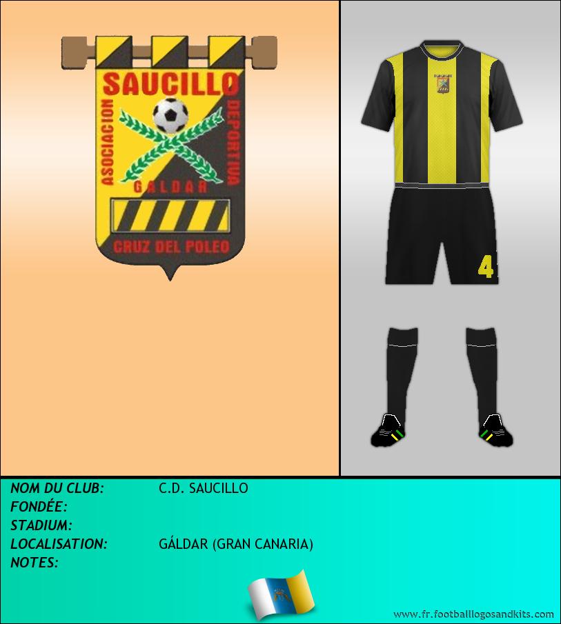 Logo de C.D. SAUCILLO