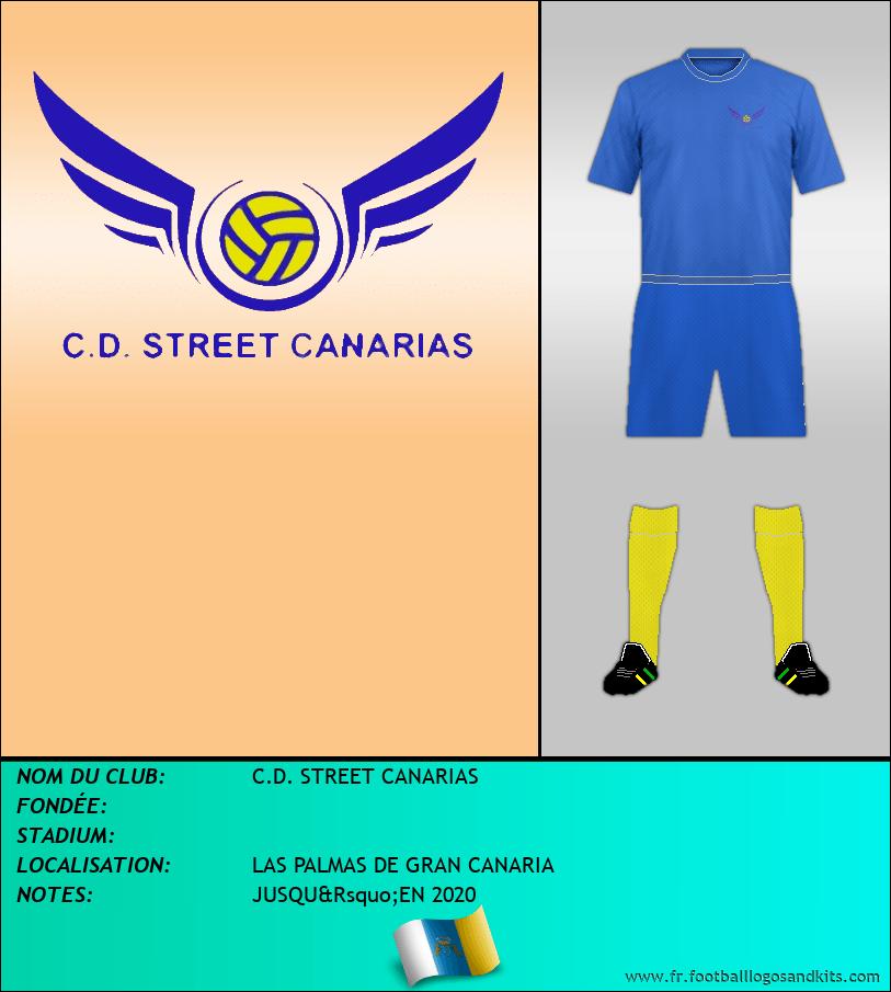 Logo de C.D. STREET CANARIAS