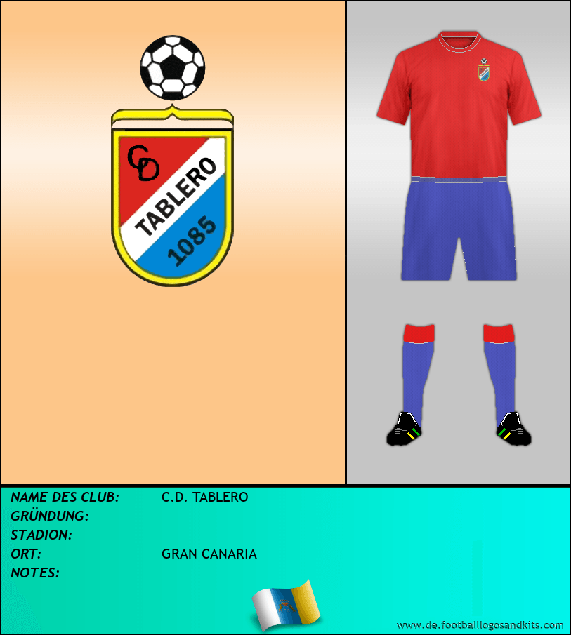 Logo C.D. TABLERO