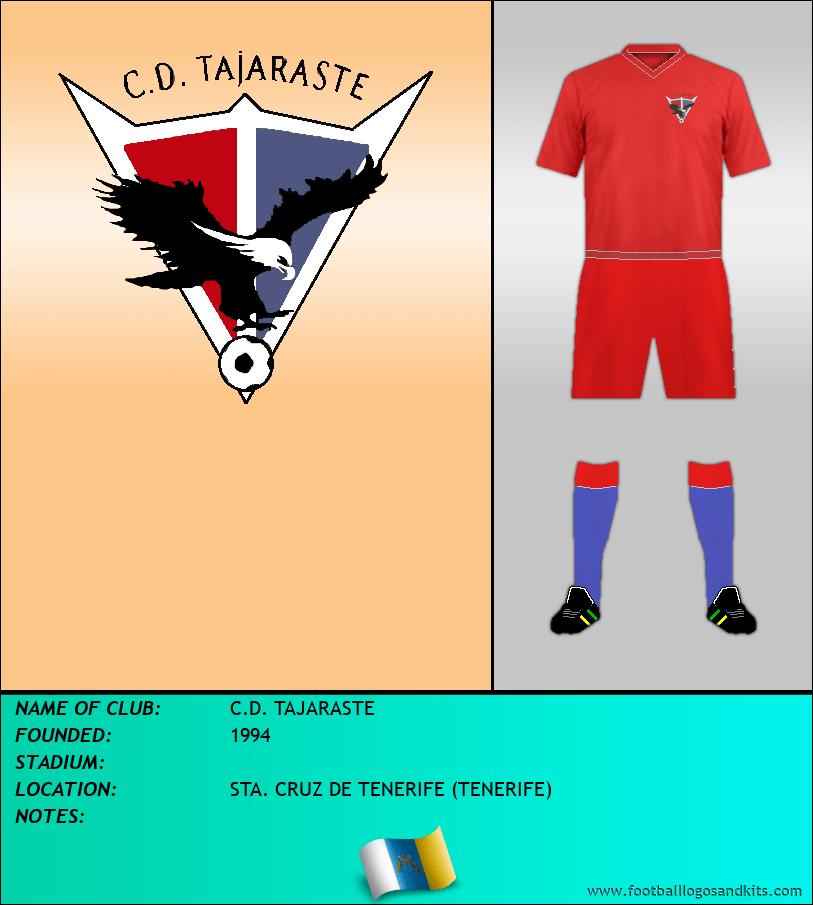 Logo of C.D. TAJARASTE