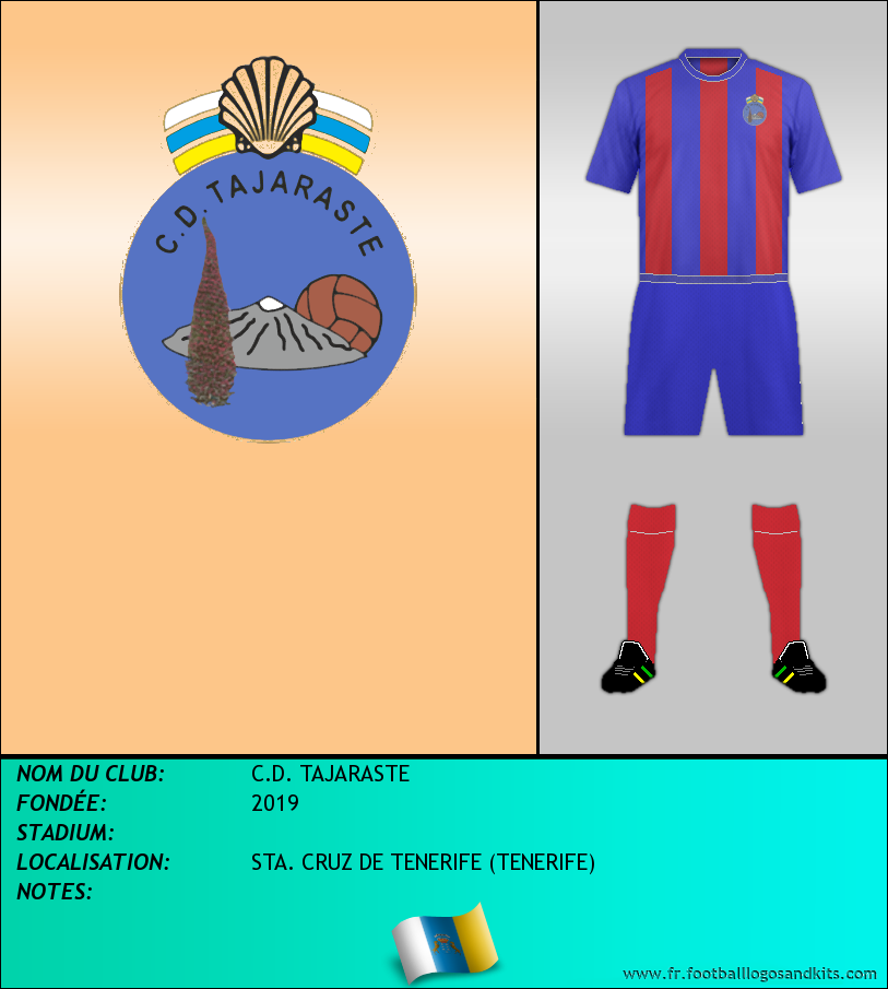 Logo de C.D. TAJARASTE