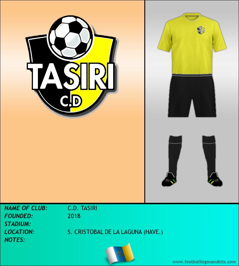 Logo of C.D. TASIRI