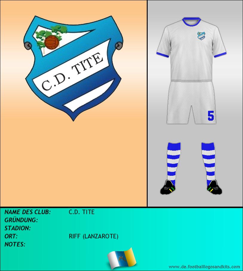 Logo C.D. TITE