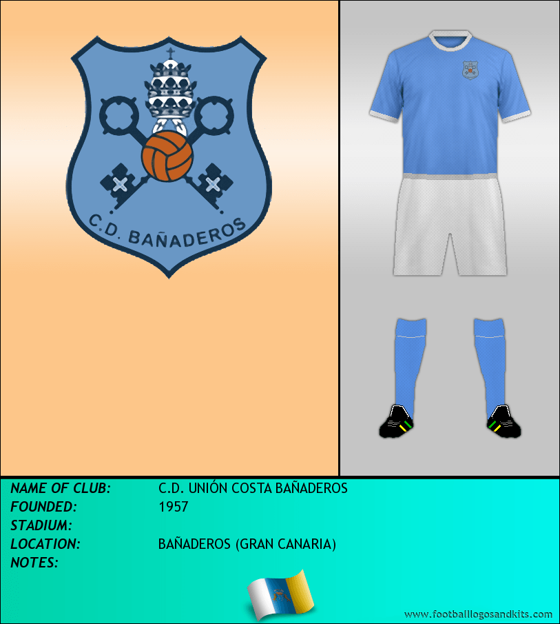 Logo of C.D. UNIÓN COSTA BAÑADEROS