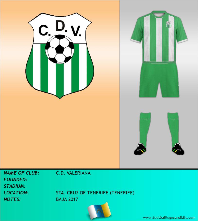 Logo of C.D. VALERIANA