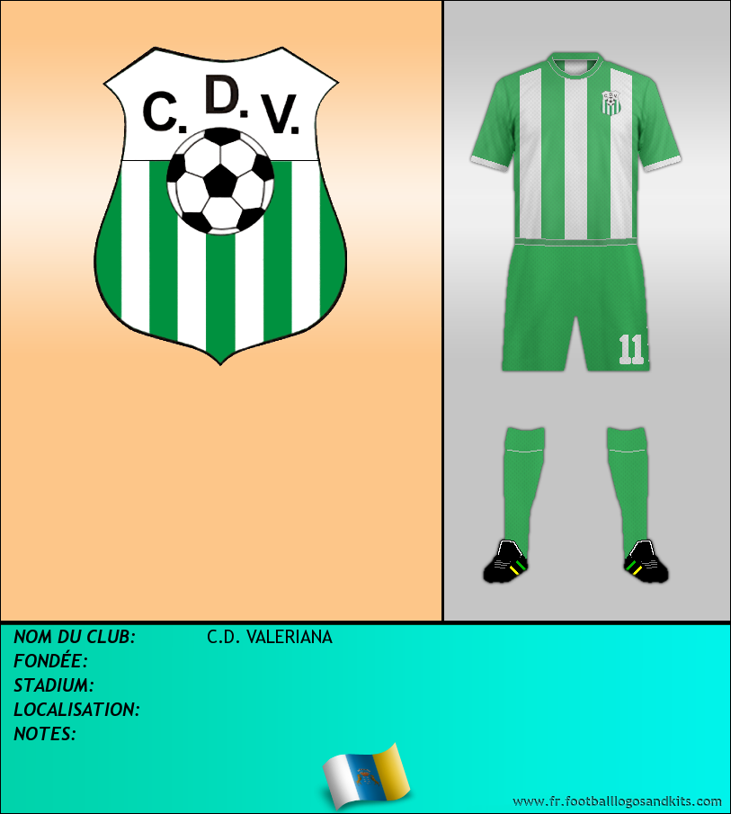 Logo de C.D. VALERIANA