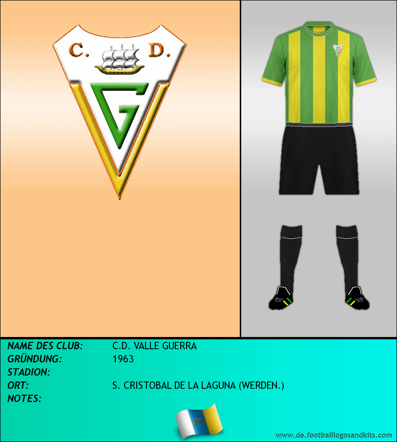 Logo C.D. VALLE GUERRA