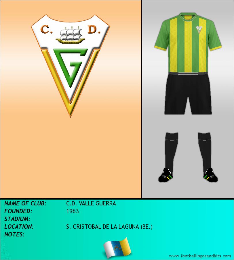 Logo of C.D. VALLE GUERRA