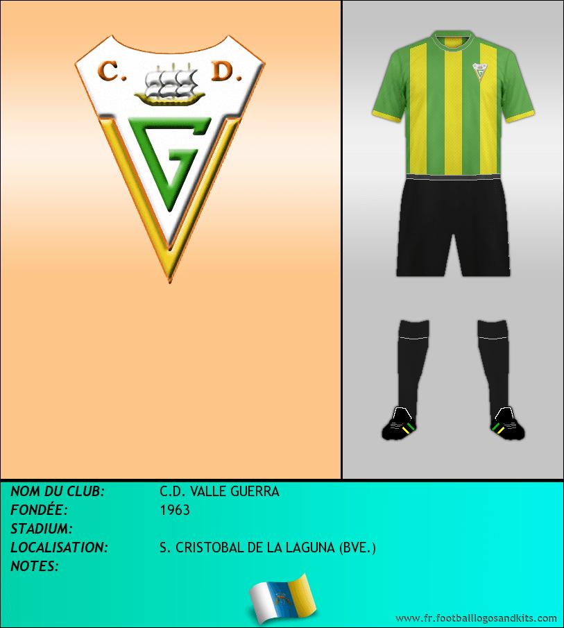 Logo de C.D. VALLE GUERRA