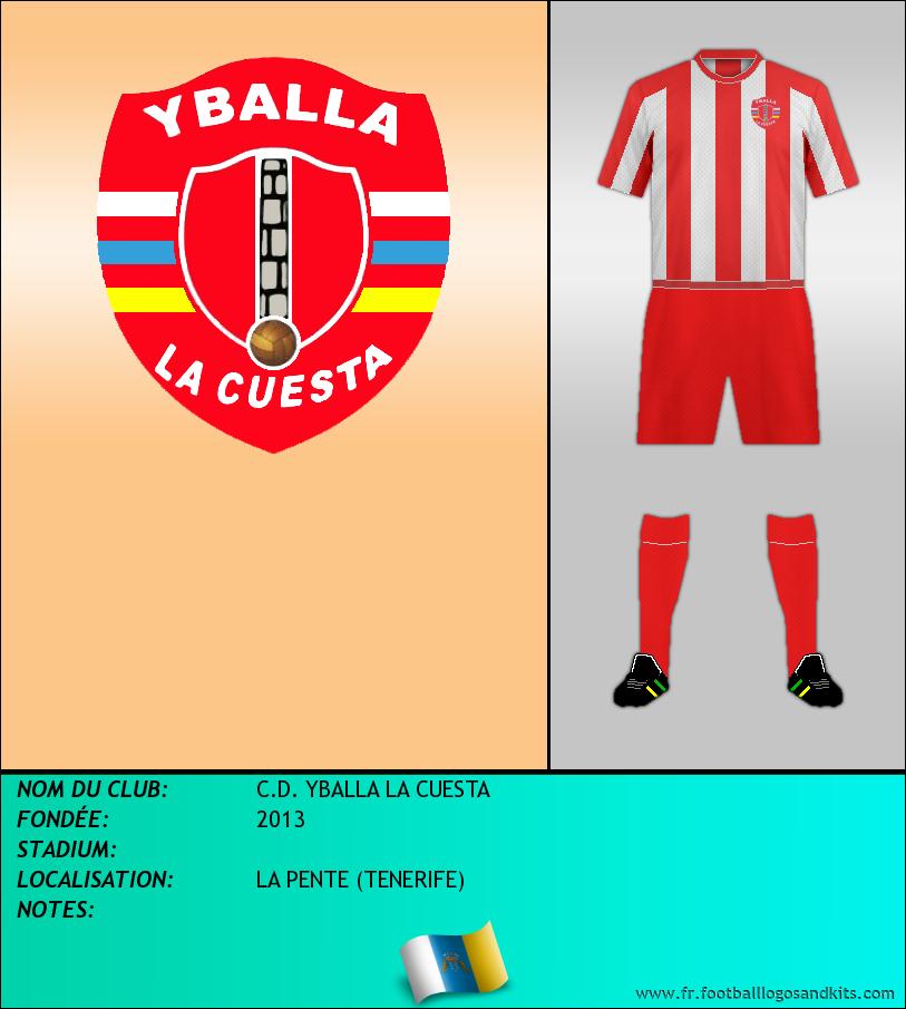 Logo de C.D. YBALLA LA CUESTA