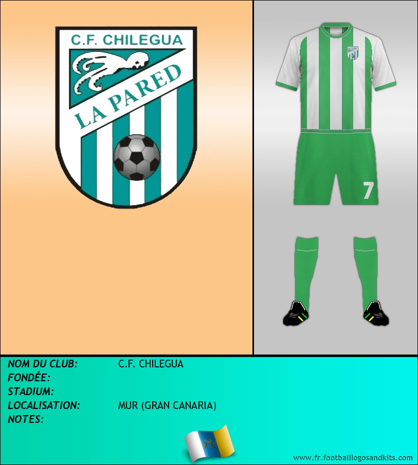 Logo de C.F. CHILEGUA