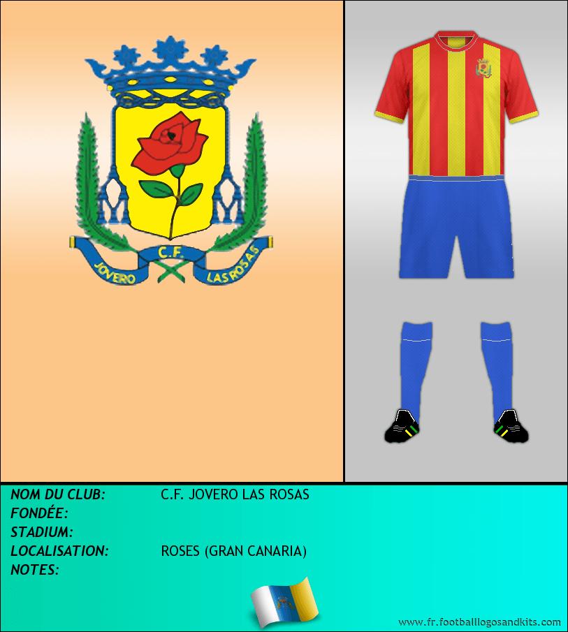 Logo de C.F. JOVERO LAS ROSAS