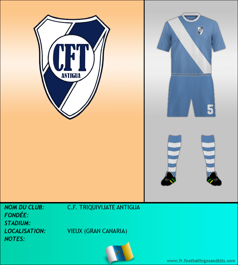 Logo de C.F. TRIQUIVIJATE ANTIGUA