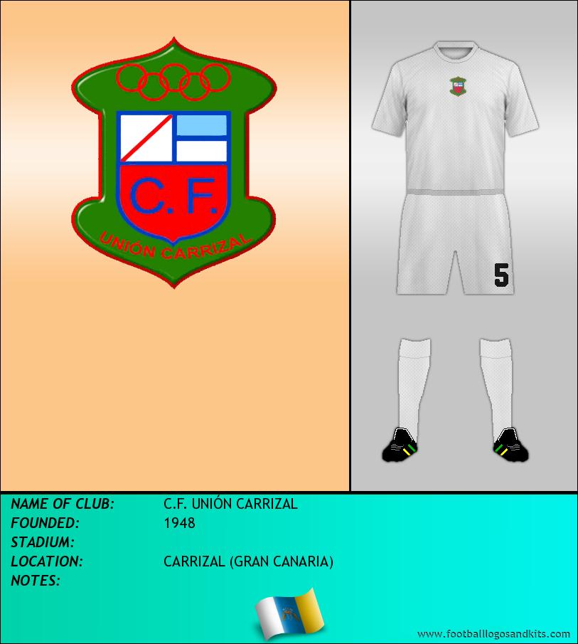 Logo of C.F. UNIÓN CARRIZAL