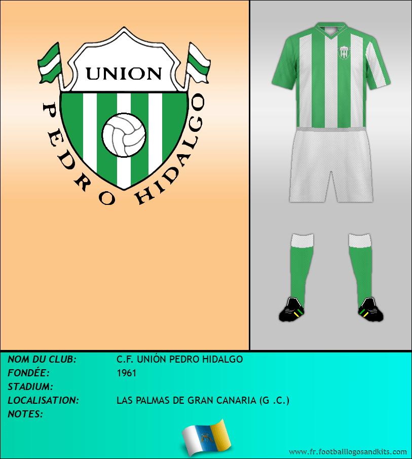 Logo de C.F. UNIÓN PEDRO HIDALGO