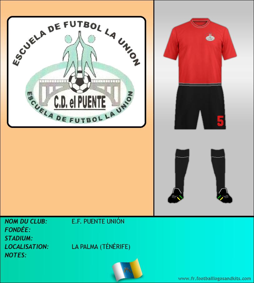 Logo de E.F. PUENTE UNIÓN