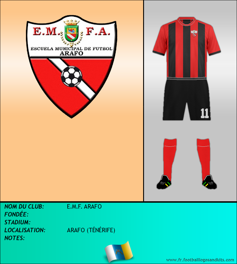 Logo de E.M.F. ARAFO