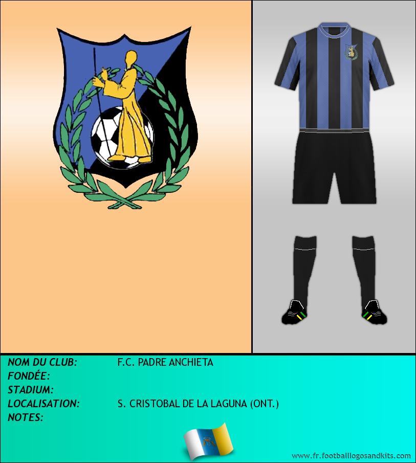 Logo de F.C. PADRE ANCHIETA