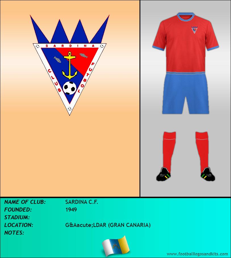 Logo of SARDINA C.F.