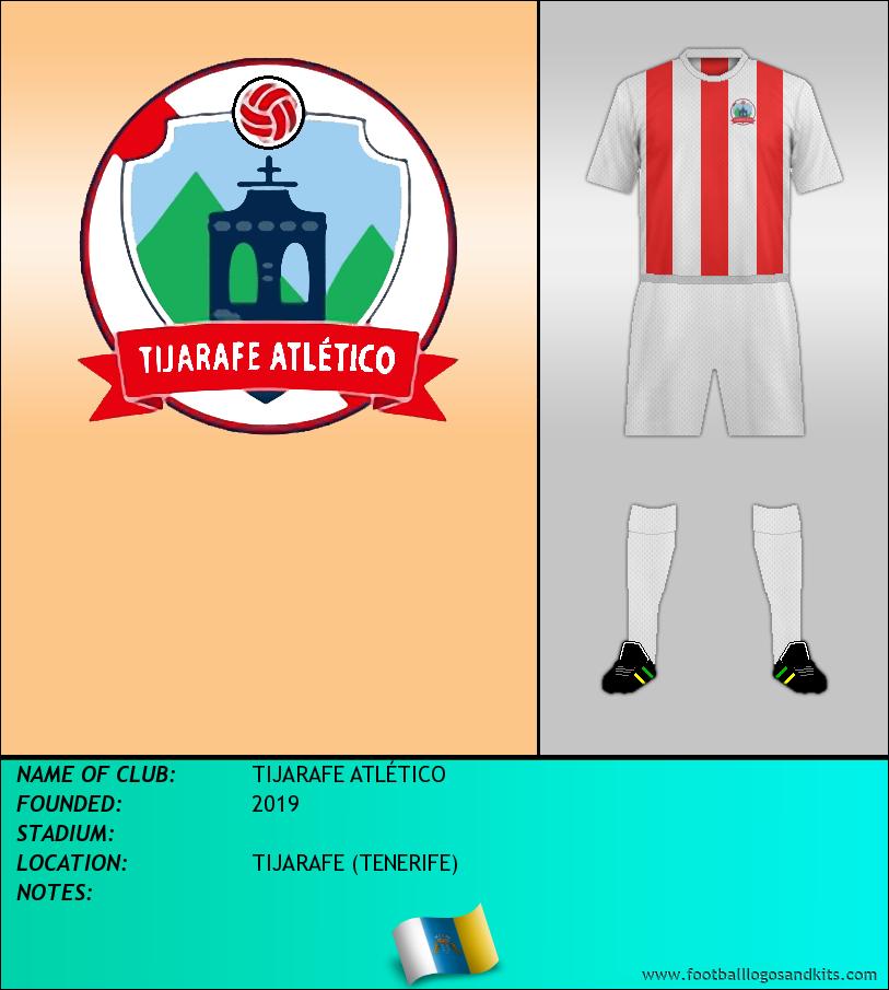 Logo of TIJARAFE ATLÉTICO