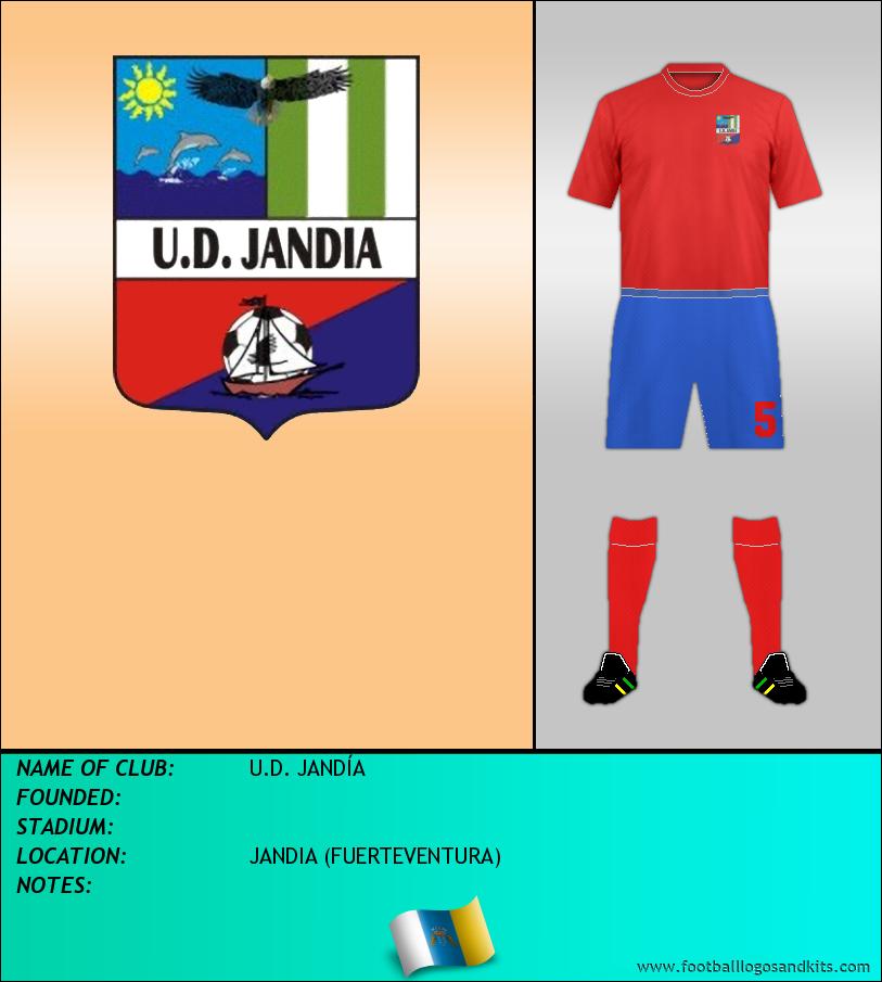 Logo of U.D. JANDÍA