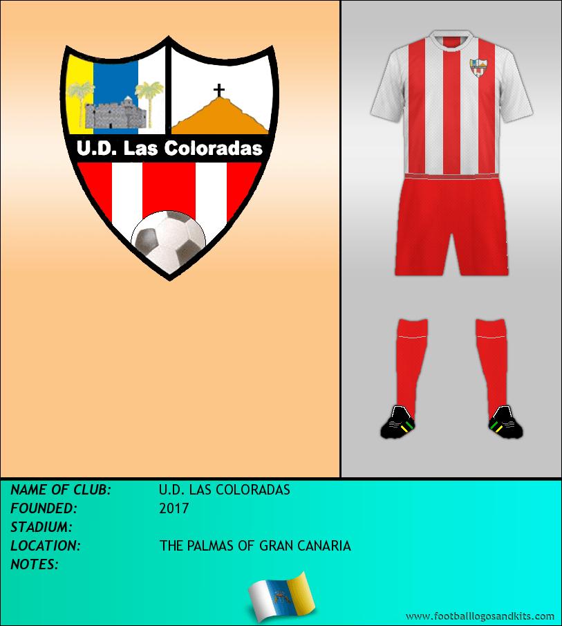 Logo of U.D. LAS COLORADAS