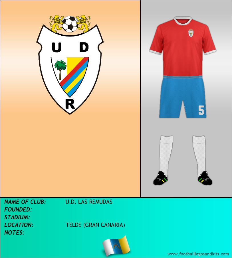 Logo of U.D. LAS REMUDAS