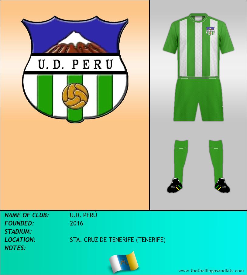 Logo of U.D. PERÚ