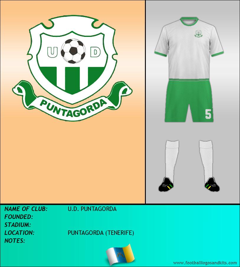 Logo of U.D. PUNTAGORDA