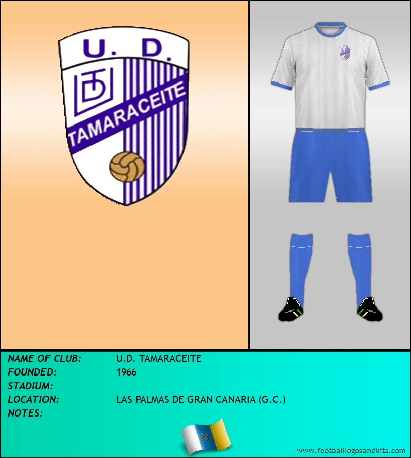 Logo of U.D. TAMARACEITE