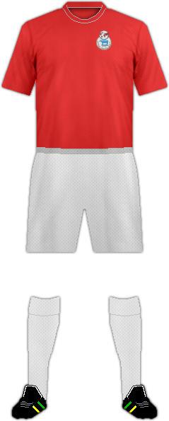 Kit U.F. RIOJA F.C.