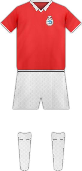 Maglie UNIVERSAL FUTBOLISTICA RIOJA FC