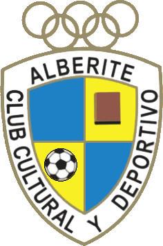 Logo of C.C.D. ALBERITE (LA RIOJA)