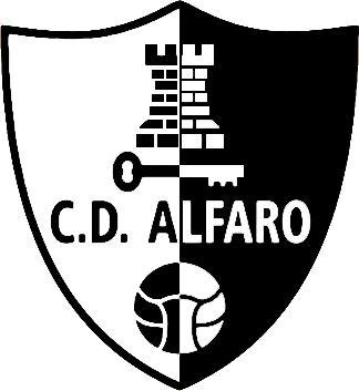 Logo of C.D. ALFARO (LA RIOJA)