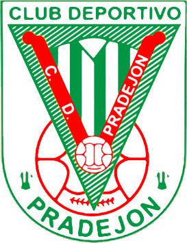 标志pradejón俱乐部 (拉里奥哈)