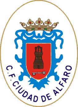 Logo de C.F. CIUDAD DE ALFARO (LA RIOJA)